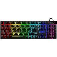 CONNECT IT Neo Pro gaming keyboard black - Herná klávesnica