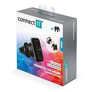 CONNECT IT InCarz 4Strong360 CMC-4044-BK, black - Držiak na mobil