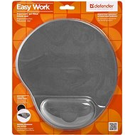 Defender Easy Work sivá - Podložka pod myš