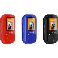 SanDisk Sansa Clip Sports Plus 16 GB modrý - MP3 prehrávač