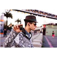 SanDisk MP3 Clip Sport GO 32 GB čierny - MP3 prehrávač