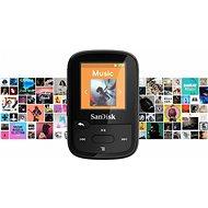 SanDisk MP3 Clip Sport GO 32 GB červený - MP3 prehrávač