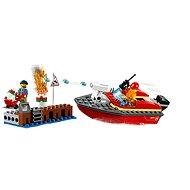 LEGO City 60213 Požiar v prístave - LEGO stavebnica