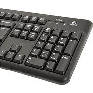 Logitech Desktop MK120 CZ+SK - Set klávesnice a myši