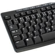 Logitech Wireless Combo MK270 CZ - Set klávesnice a myši