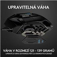 Logitech G502 Hero - Herná myš