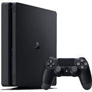 PlayStation 4 Slim 1 TB + Spider-Man - Herná konzola