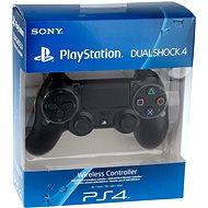 Sony PS4 DualShock 4 (Black) - Bezdrôtový ovládač