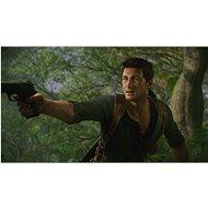 Uncharted 4: A Thief´s End – PS4 - Hra na konzolu