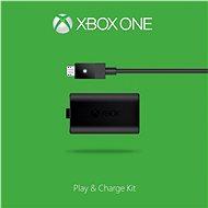 Xbox One Play & Charge Kit - Batéria kit