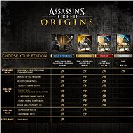 Assassins Creed Origins – Xbox One - Hra na konzolu
