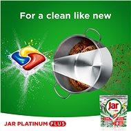 JAR Platinum Plus Quickwash Action 37 ks - Tablety do umývačky