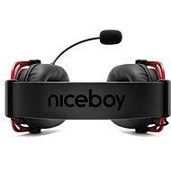 Niceboy ORYX X700 Legend - Herné slúchadlá