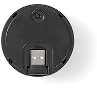 NEDIS WiFi inteligentný bezdrôtový dverný zvonček - Zvonček