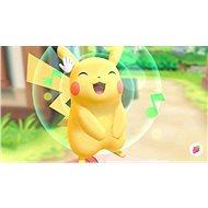 Pokémon Lets Go Eevee! – Nintendo Switch - Hra na konzolu