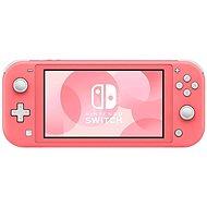 Nintendo Switch Lite – Coral - Herná konzola