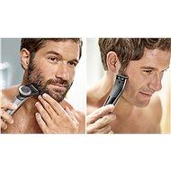 Philips OneBlade Pro QP6620/20 na tvár a telo - Zastrihávač