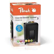 PEACH Cross cut PS500-55 - Skartovačka
