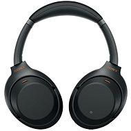 Sony Hi-Res WH-1000XM3, čierne - Bezdrôtové slúchadlá