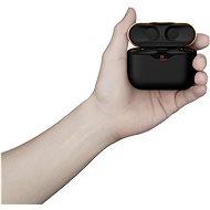 Sony True Wireless WF-1000XM3 čierne - Bezdrôtové slúchadlá