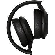 Sony Hi-Res WH-H910N, čierne - Bezdrôtové slúchadlá