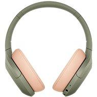 Sony Hi-Res WH-H910N, zeleno-telové - Bezdrôtové slúchadlá