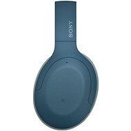 Sony Hi-Res WH-H910N, modré - Bezdrôtové slúchadlá