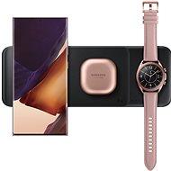 Samsung Multipozičná bezdrôtová nabíjačka čierna - Bezdrôtová nabíjačka