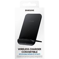 Samsung Polohovateľná bezdrôtová nabíjačka čierna - Bezdrôtová nabíjačka