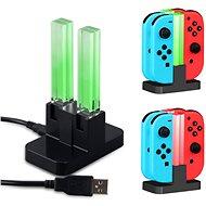 Lea 4 in 1 Nintendo Stand - Nabíjačka