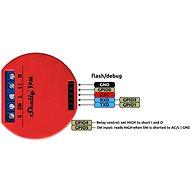 Shelly 1PM, spínací modul s meraním spotreby 1× 16 A, WiFi - WiFi spínač