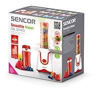 SENCOR SBL 2214RD automatický mixér na smoothie Vitamin+ - Stolný mixér