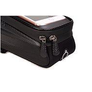 """Swissten vodotesné puzdro na bicykel pre mobilné telefóny od 5,4"""" do 6,7"""" (2) - Držiak na mobil"""