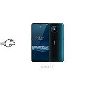 Tempered Glass Protector 0,3 mm pre Nokia 5.3 - Ochranné sklo