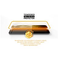 Tempered Glass Protector Rámčekové na Nokia 8.3, Čierne - Ochranné sklo
