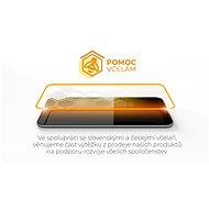 Tempered Glass Protector Rámčekové pre Nokia 3.4, čierne + sklo na kameru - Ochranné sklo