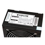 EVOLVEO Pulse 450 W čierny - PC zdroj