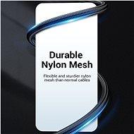 Vention Type-C (USB-C) <-> USB 2.0 Cable 3A Gray 1,5 m Aluminum Alloy Type - Dátový kábel