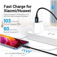 Vention Type-C (USB-C) <-> USB 2.0 Charge & Data Cable 2 m Black - Dátový kábel