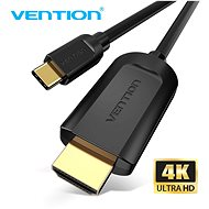 Vention Type-C (USB-C) to HDMI Cable 1,5 m Black - Video kábel