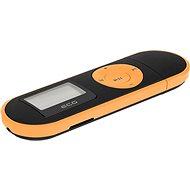 ECG PMP 20 4 GB Black & Orange - MP3 prehrávač