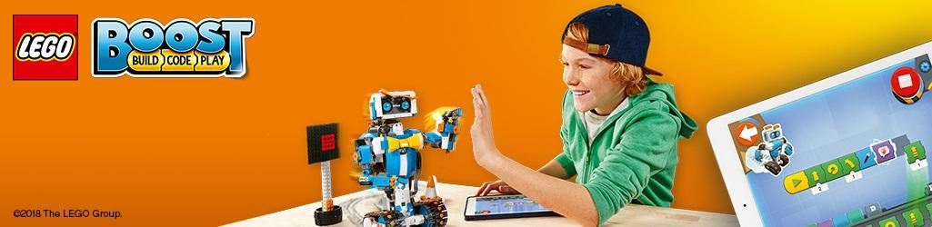 LEGO BOOST: tipy a triky - Alza Tube | Hračky pre deti