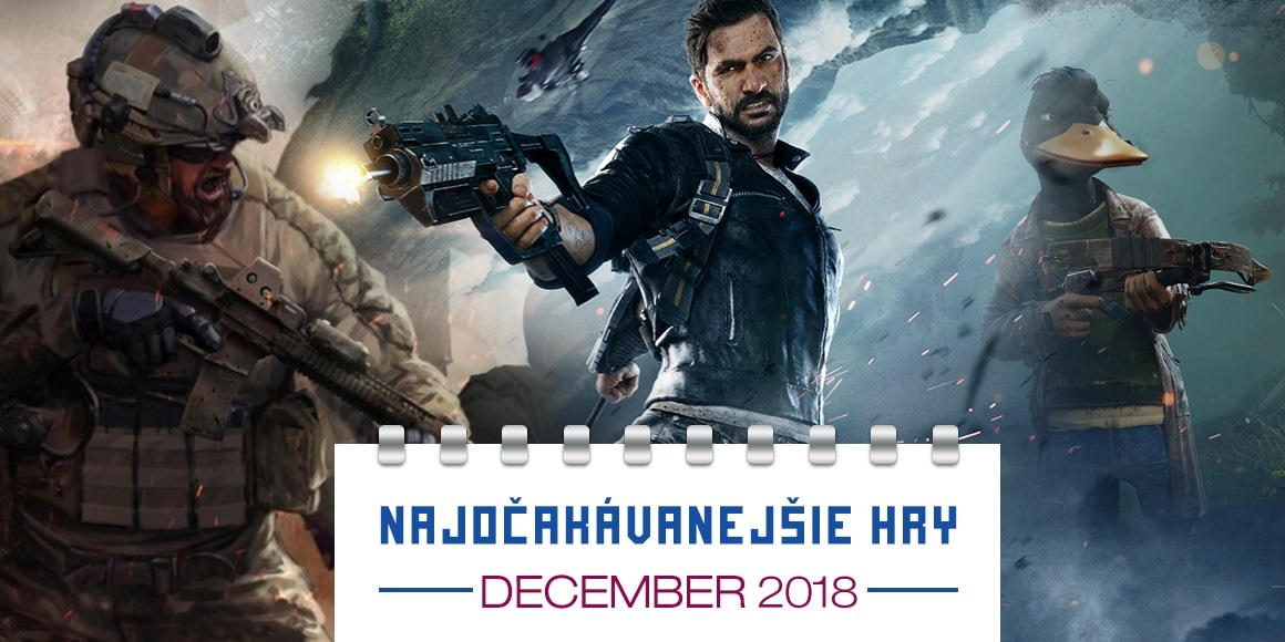 Najočakávanejšie hry  december 2018  Just Cause 4  Mutant Year Zero   Insurgency  4e3eb6a62e