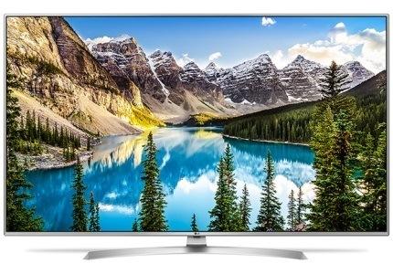 4K televízory LG