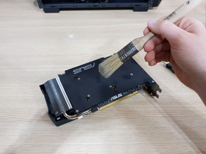 Očistenie GPU