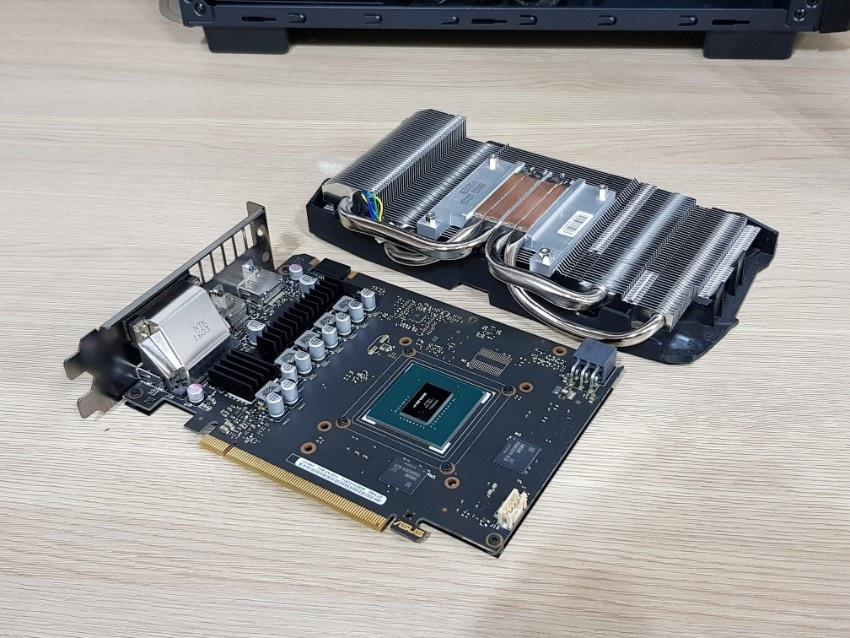 Kompletné očistenie GPU