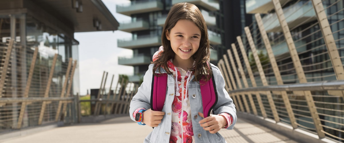 Detské inteligentné hodinky Alcatel MOVETIME Track & Talk ušetria rodičom obavy
