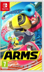 arms