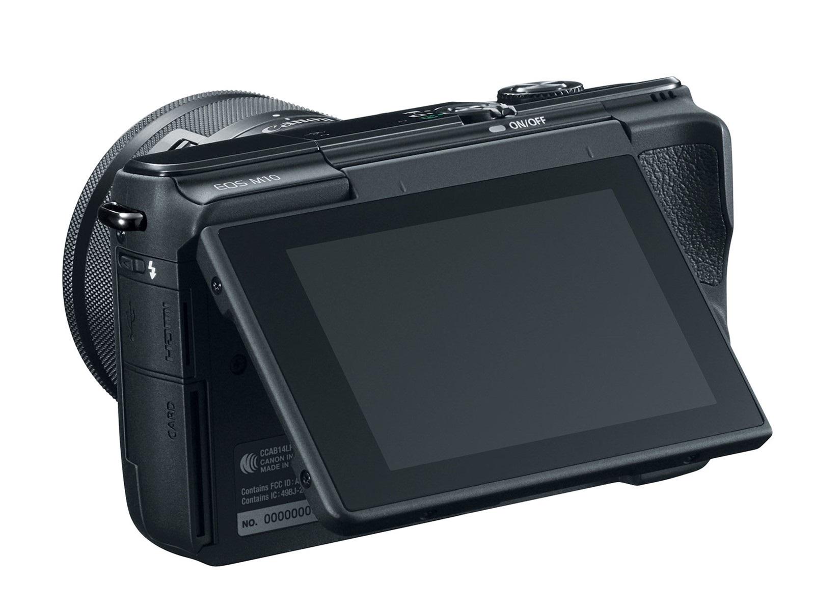 Canon EOS M10 EF 15-45mm f/3,5-6,3 IS STM; recenzia; objektív