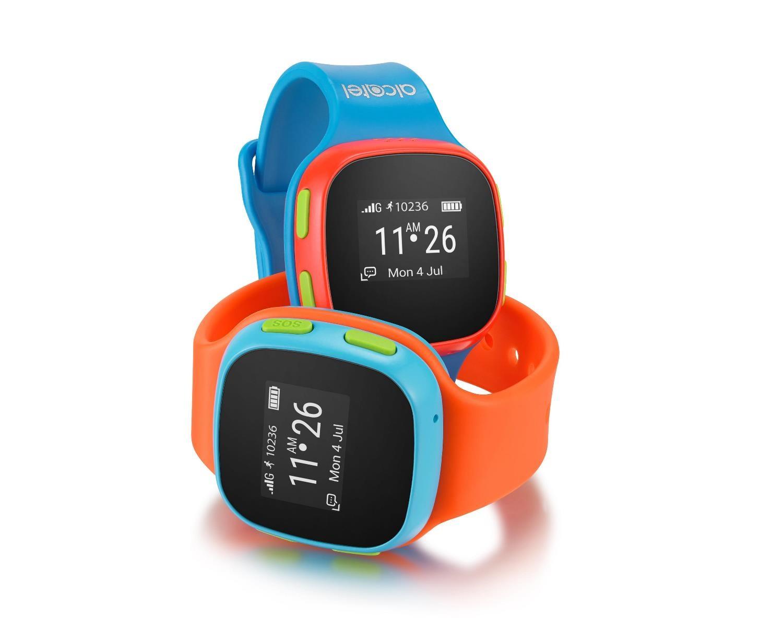 Inteligentné detské hodinky Alcatel MOVE TIME Track & Talk